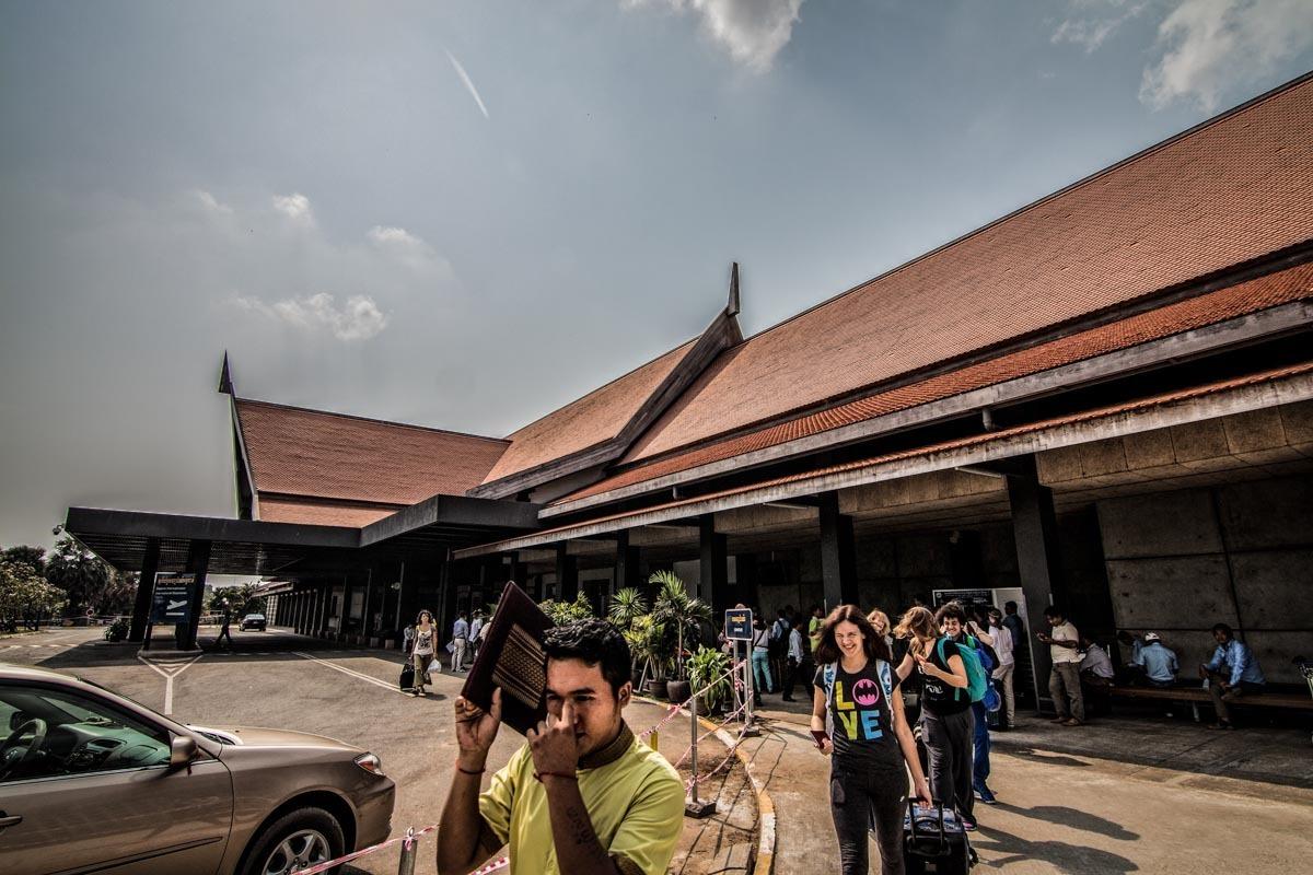吴哥窟机场