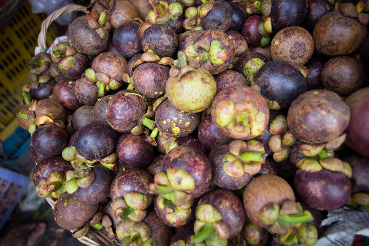 吳哥窟水果