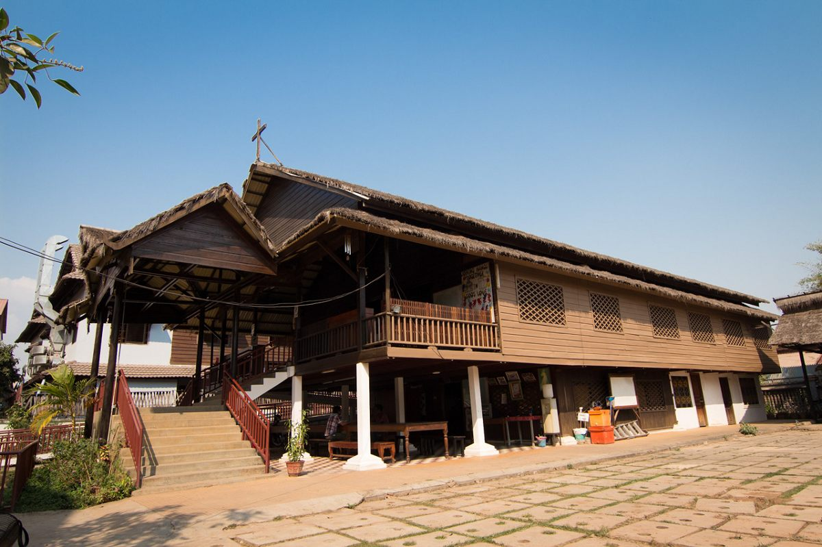 吴哥窟教堂