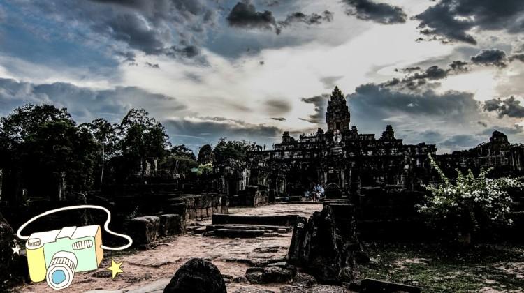 巴孔寺 Prasat Bakong