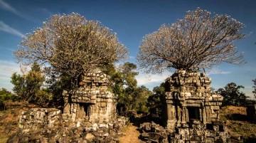 龍博寺 (Phnom Bok)