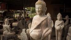 菩萨市石雕 Pursat