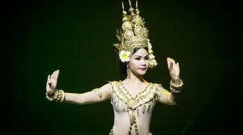 柬埔寨 Apsara 仙女舞蹈