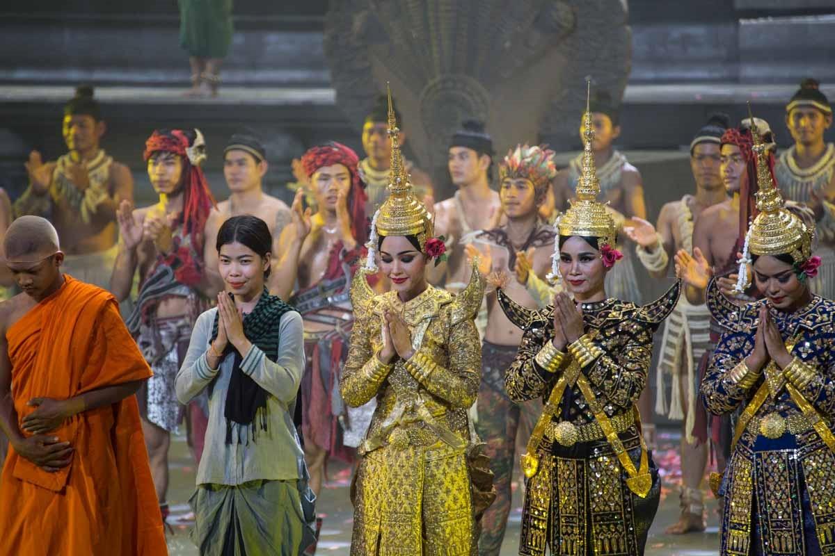 吳哥王朝 Angkor Dynasty