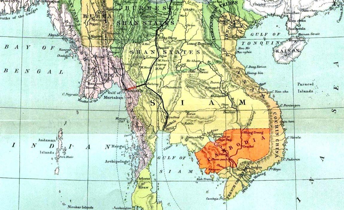 高棉黑暗时期