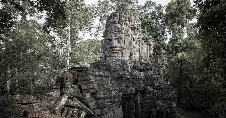 吳哥城 Angkor Thom