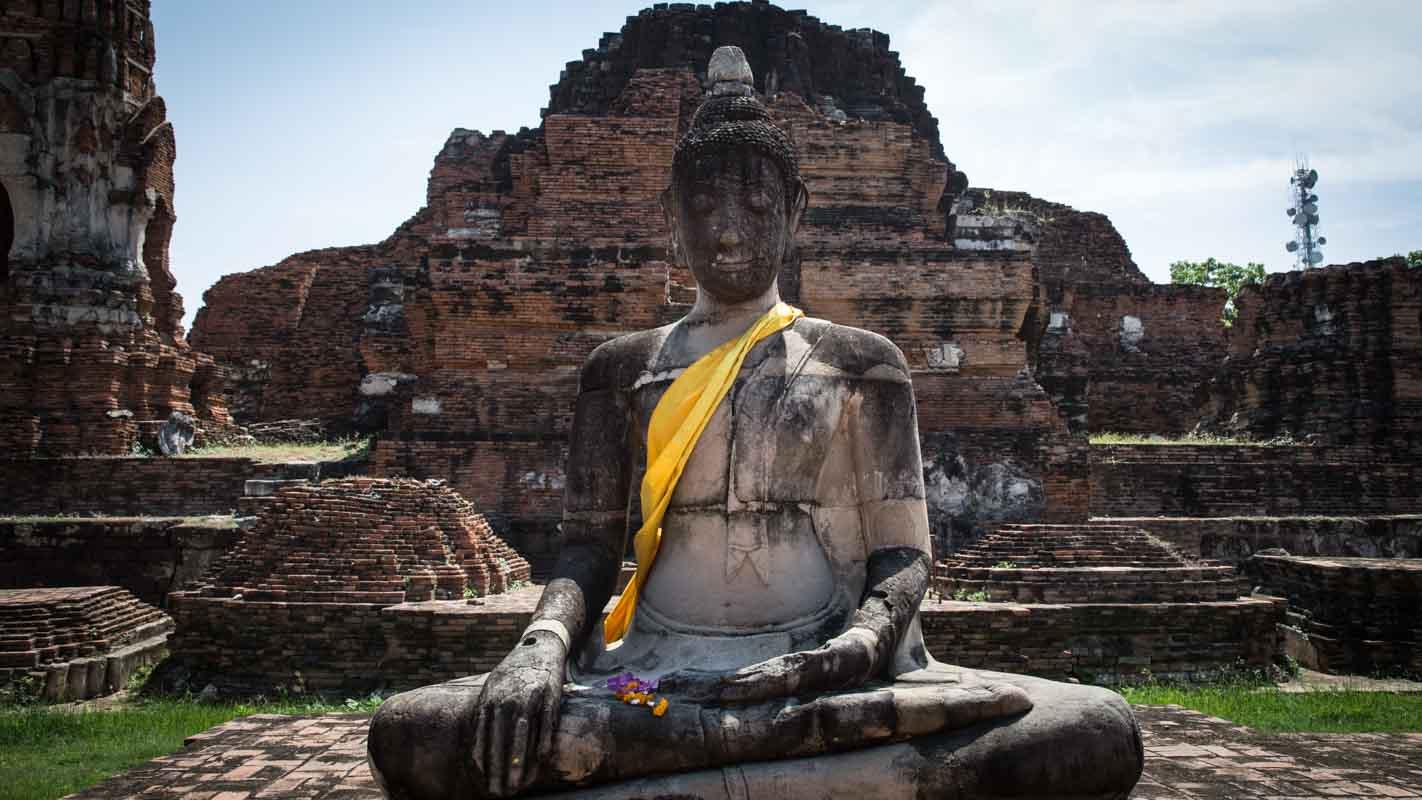 Ayutthaya 遺址
