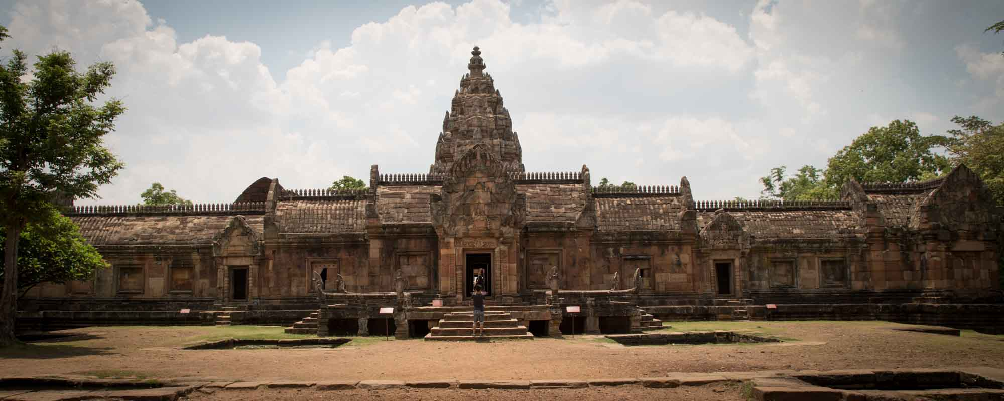 帕儂藍寺 (Phanom Rung)