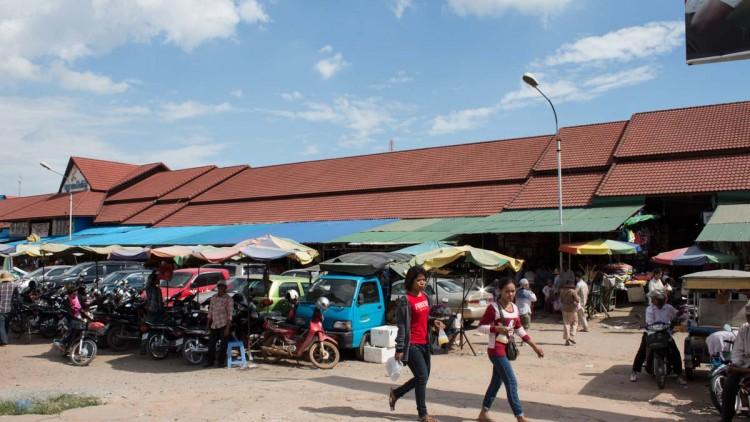 沙樂菜市場 (phsar leu thom thmey)