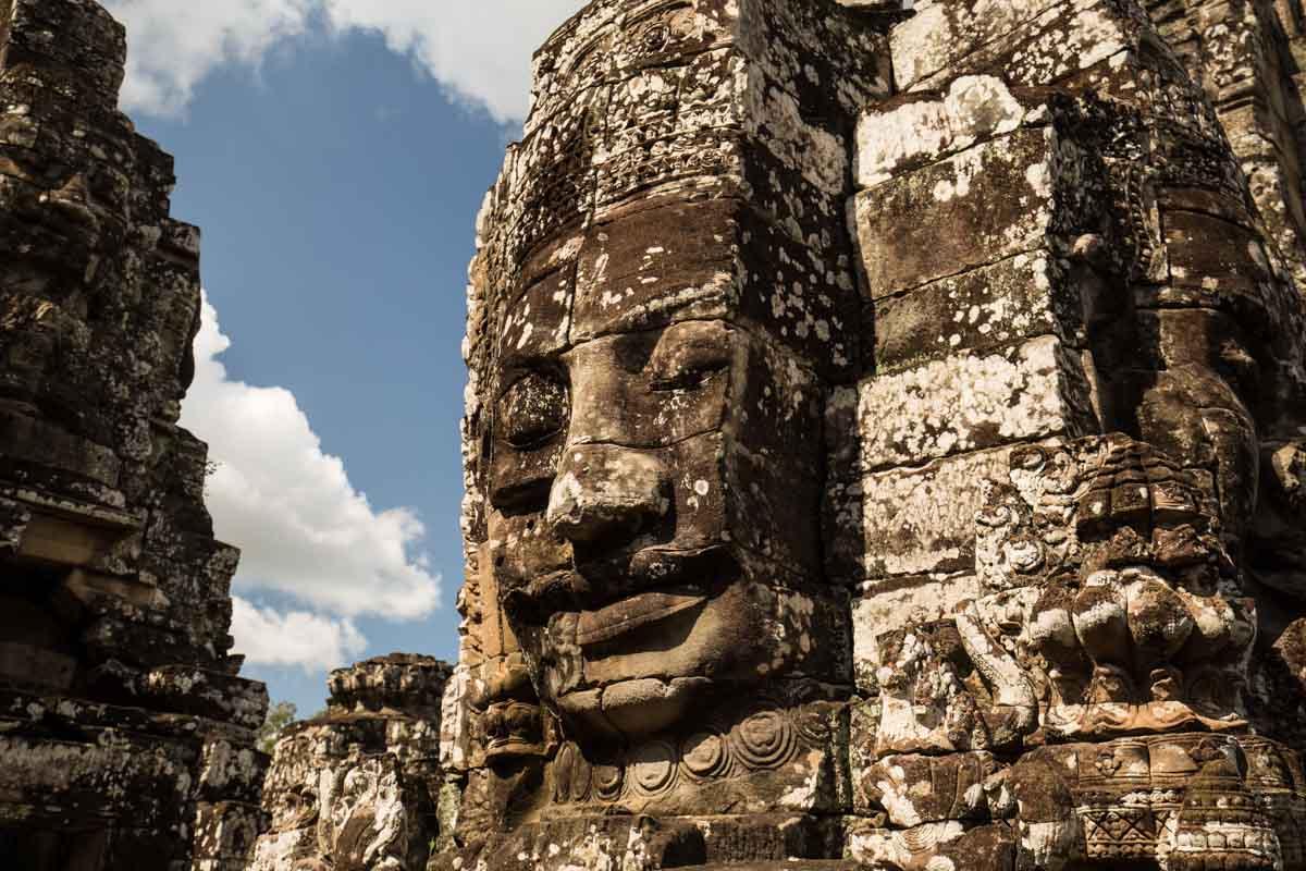 吴哥门票(Angkor Pass)